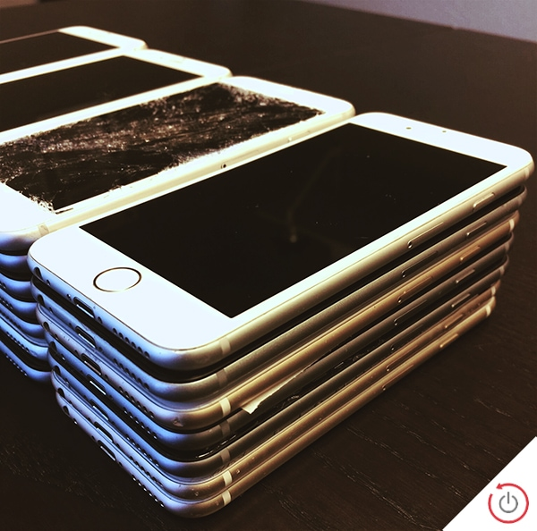 Sell Mixed iPhones in Bulk