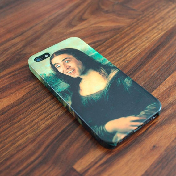 Mona Lisa, Your Beautiful And Unique iPhone
