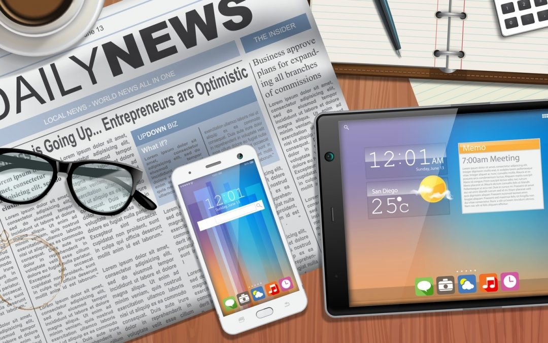 10 iPhone Apps For News Junkies