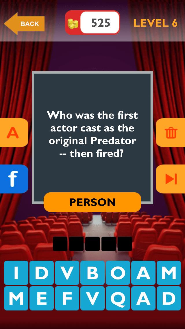 Movie Trivia Quiz