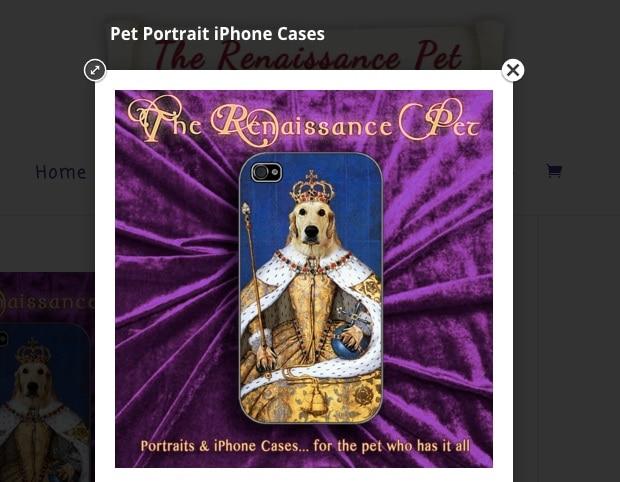 The Renaissance Pet