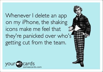 Spare My App Family