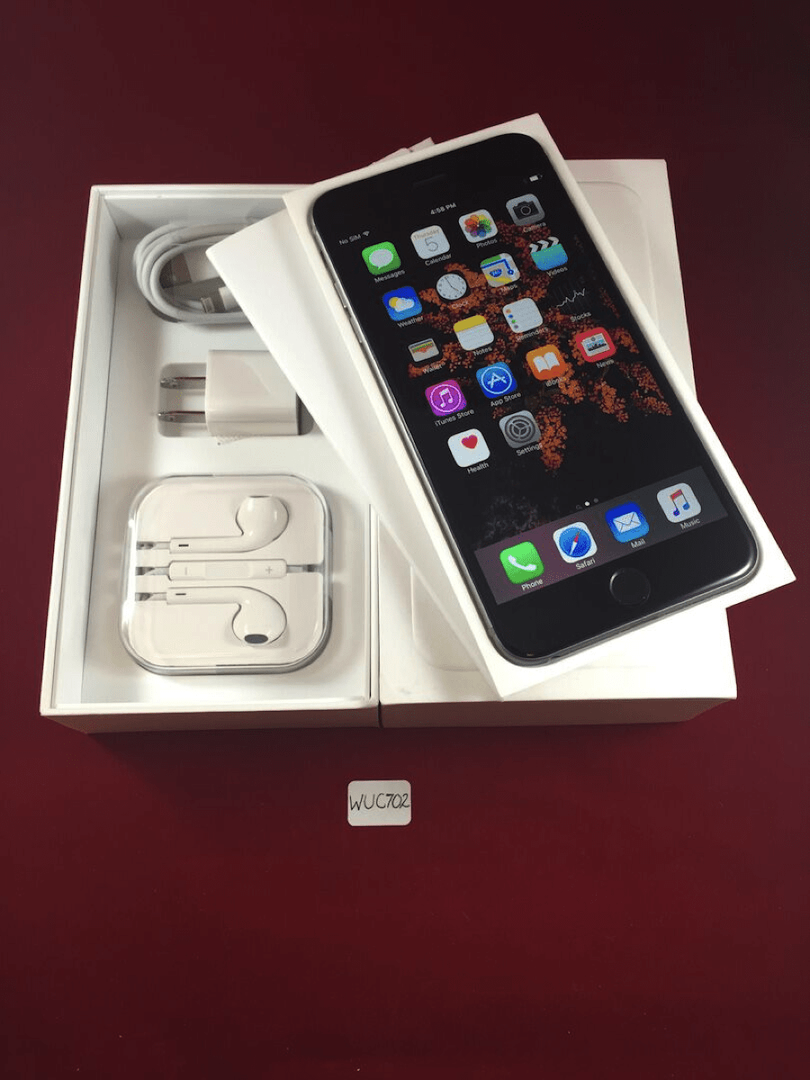 Sell iPhone With Accessories
