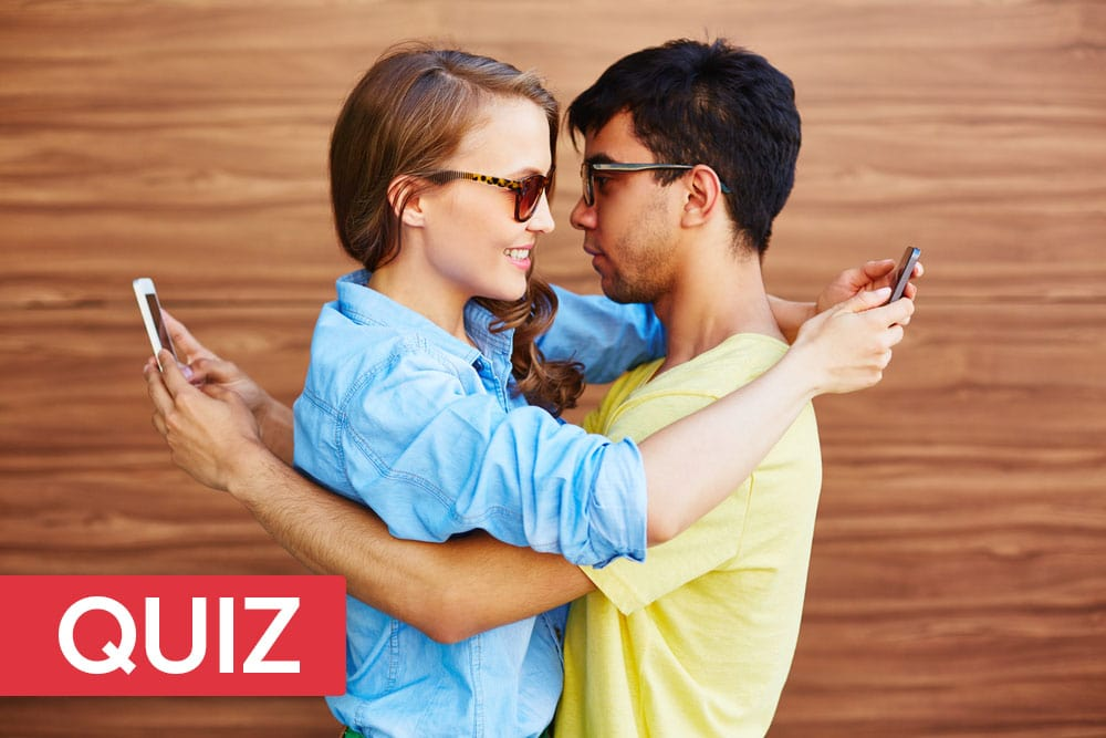 [QUIZ] How Addicted To Your iPhone Are You?