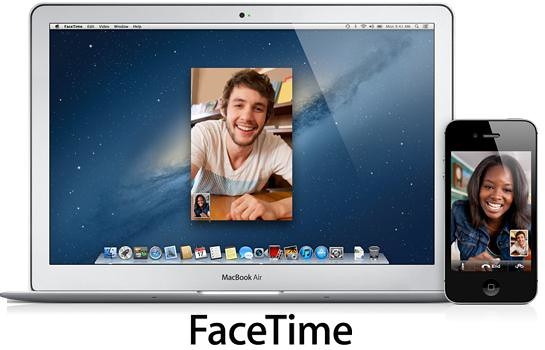 iPhone Facetime Test
