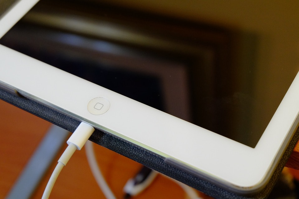 Charging Your iPad
