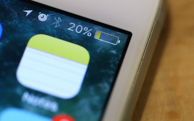 Is Your iPhone Battery showing as Yellow? Here's The Solution
