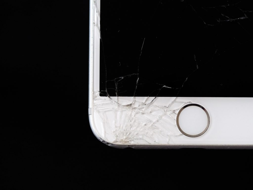 Unbreakable iPhone Screen Glass Repair