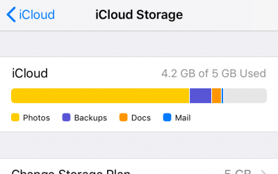What to do When Your iCloud Storage is Full