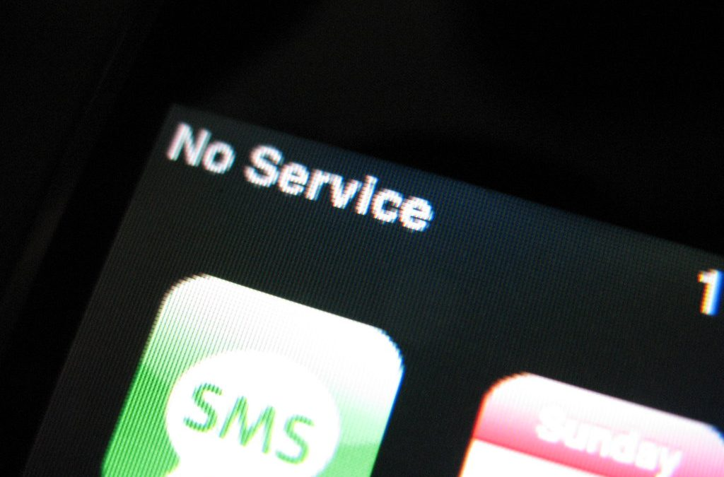 What You Can do if Your iPhone Says No Service