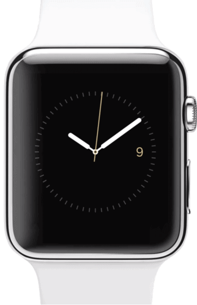 Power Reserve Mode if Apple Watch Won't Turn On