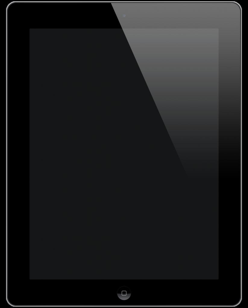iPad Screen is Black