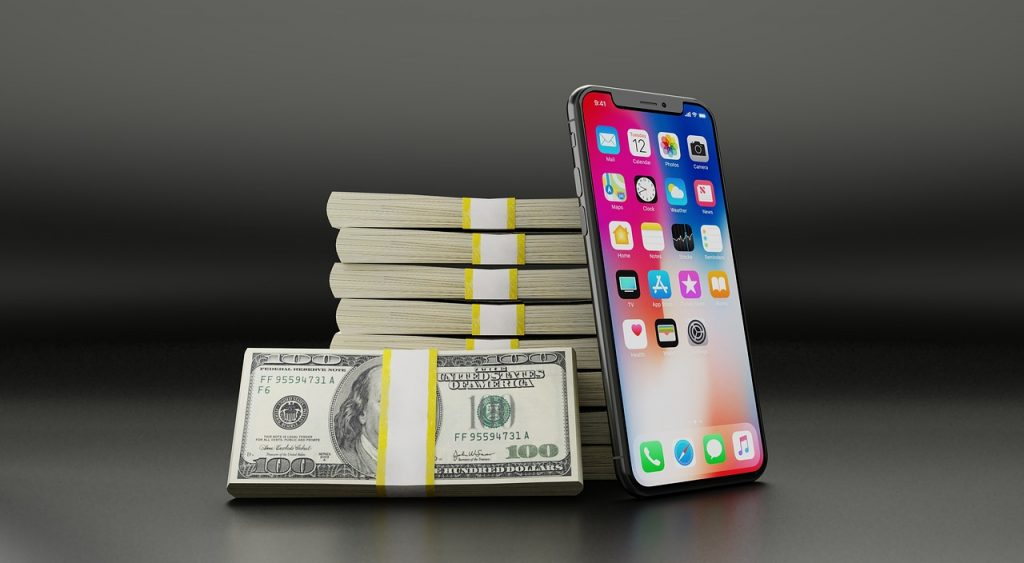 iPhone X for Cash