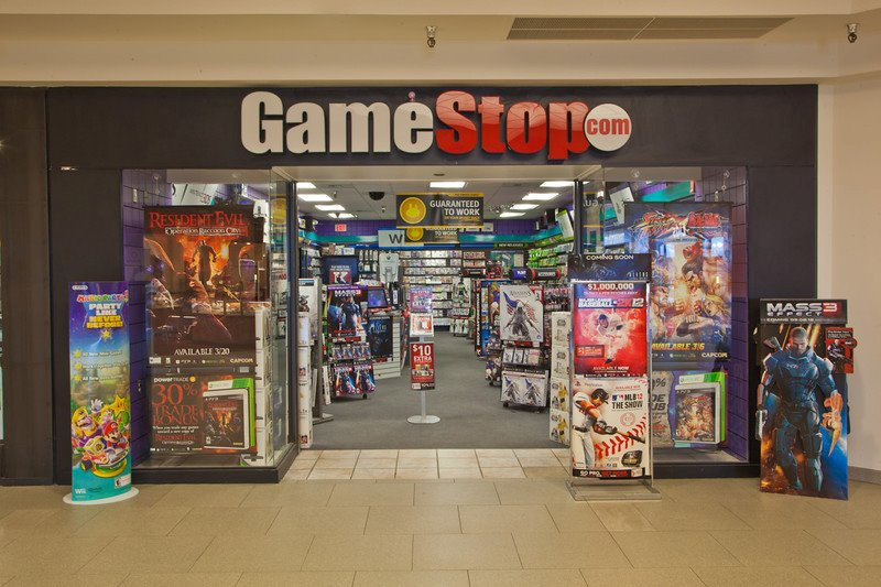 Trade your phone in at GameStop