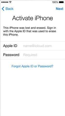 How to Remove an iCloud Lock