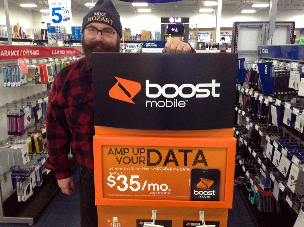 Boost Mobile Benefits