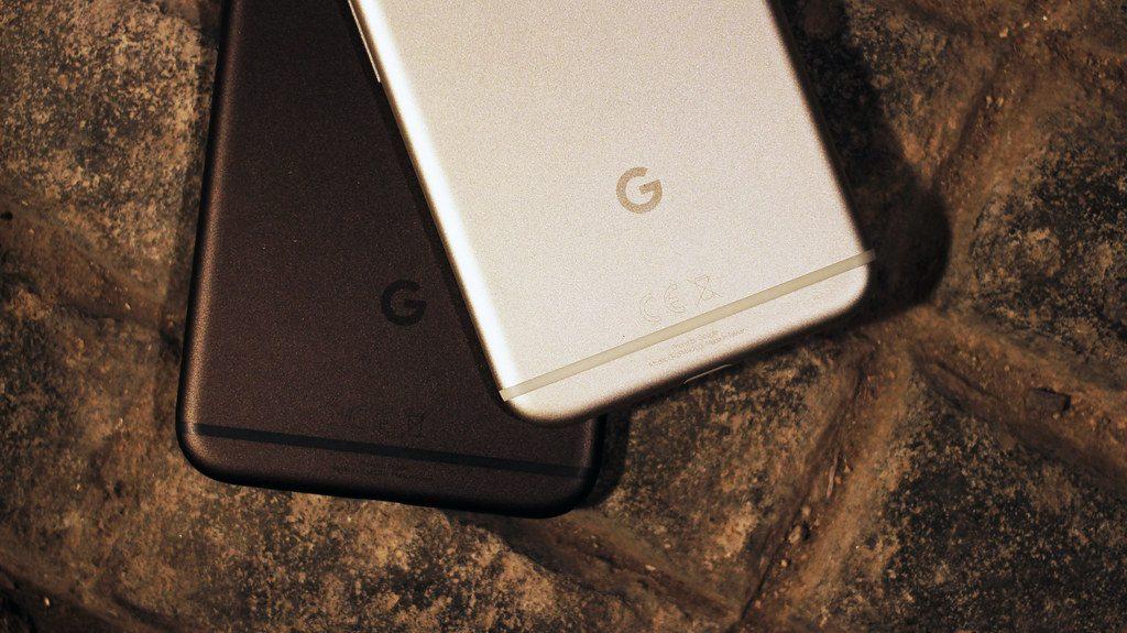 Google Pixel Rear