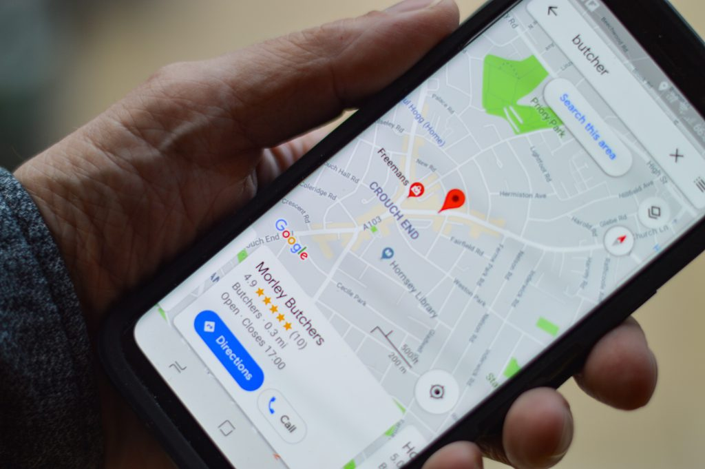 How to Send your Location on iPhone