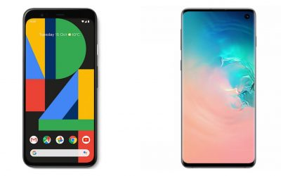 Google Pixel 4 Vs. Samsung Galaxy S10