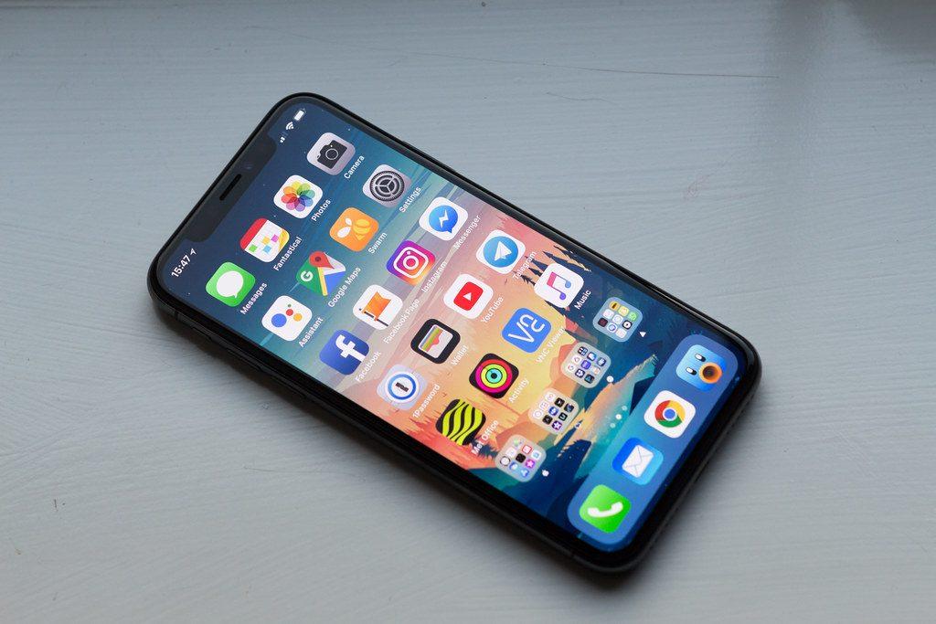 iPhone with MetroPCS