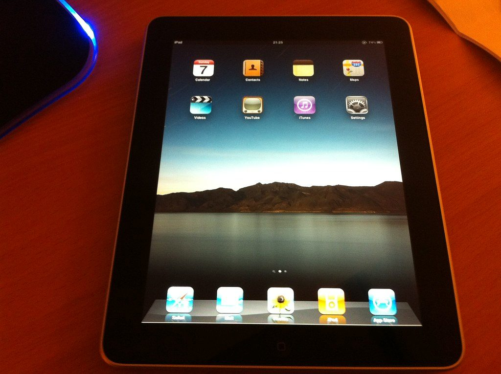 iPad Touch Screen Not Working