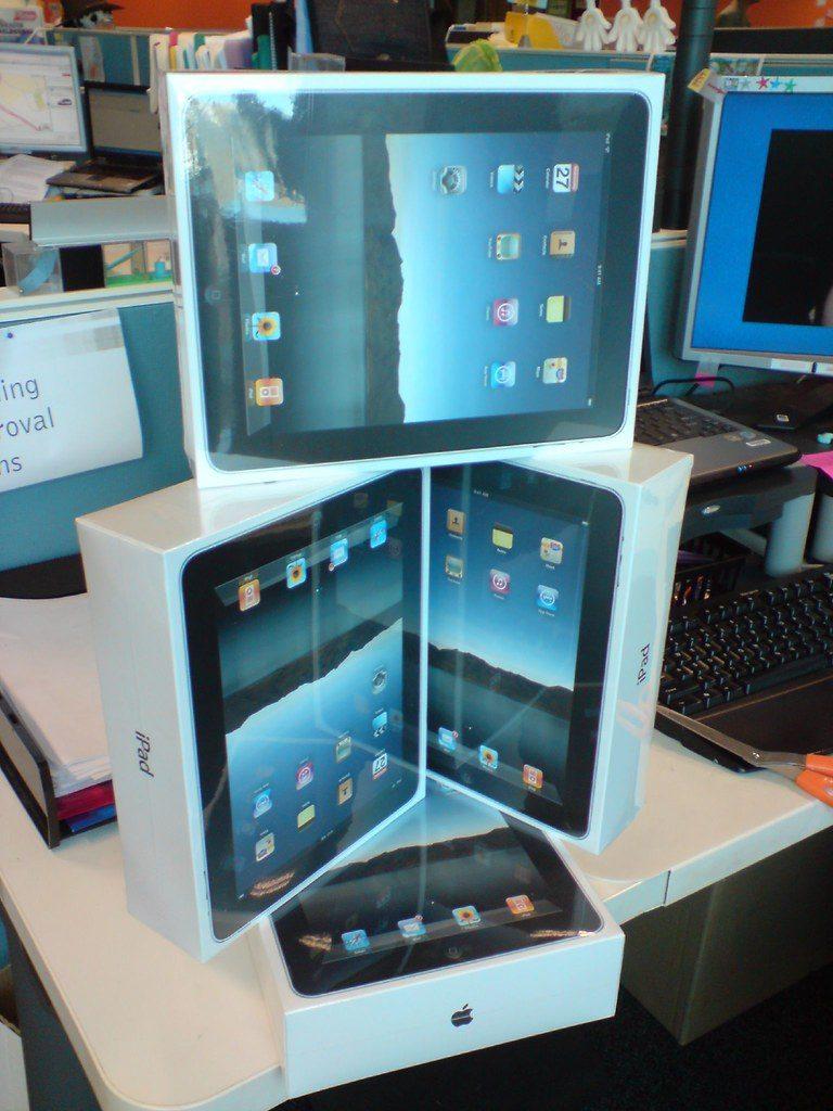iPad Won't Update
