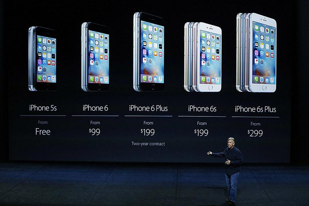 iPhone 6 and iPhone 6s Price