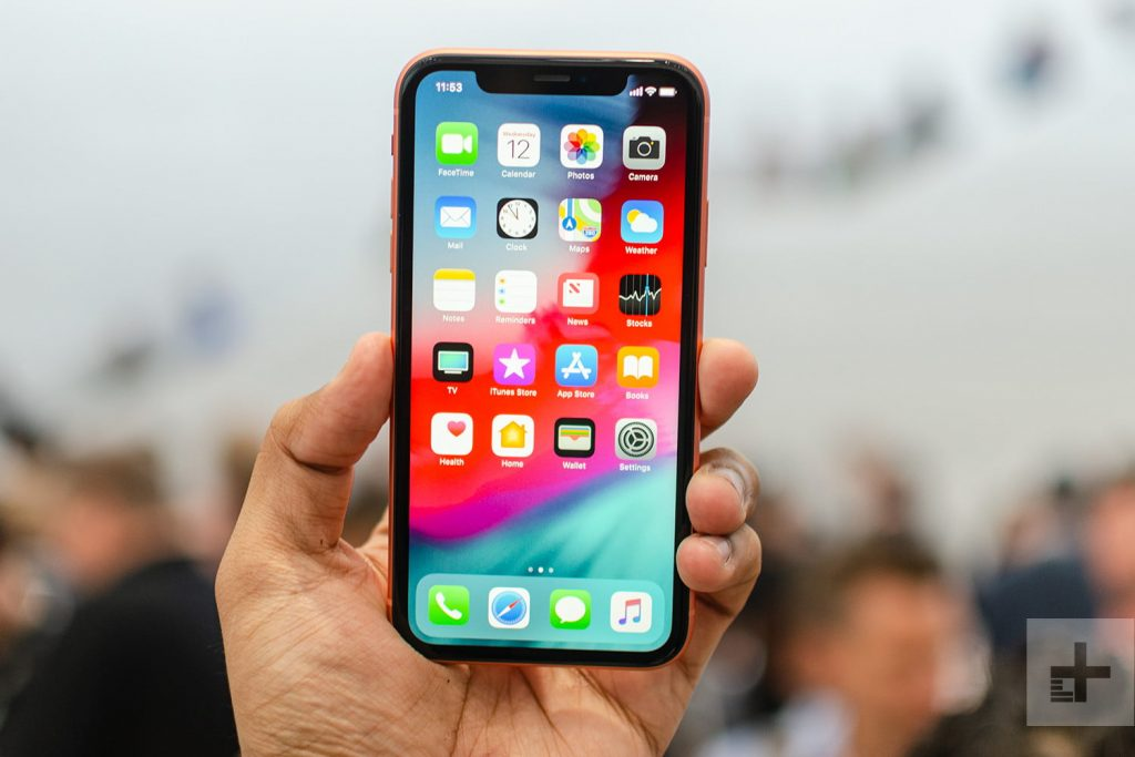iPhone XS and XR Display