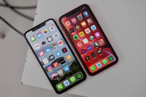 iPhone XS and XR performance