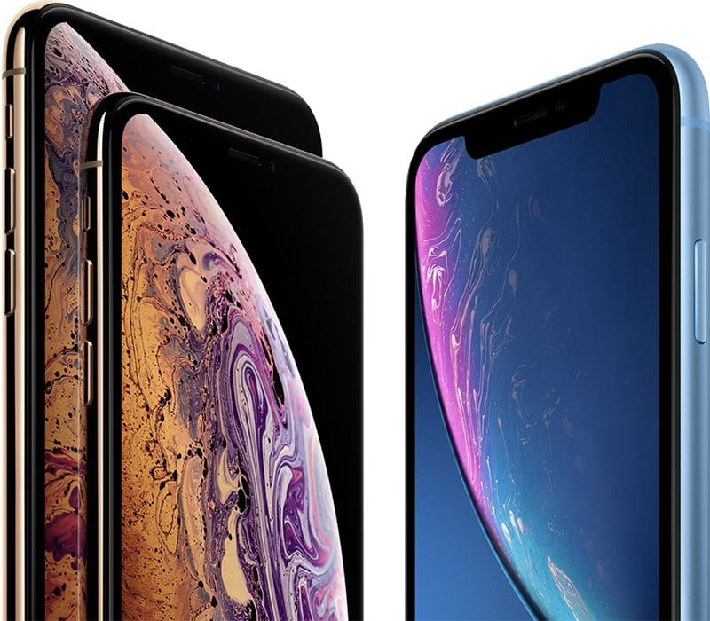 iPhone XS and iPhone XR Design