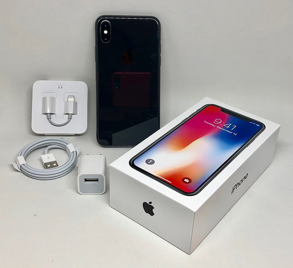 iPhone and accessories