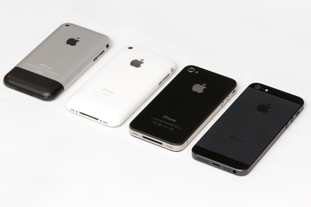 Different iPhone Models