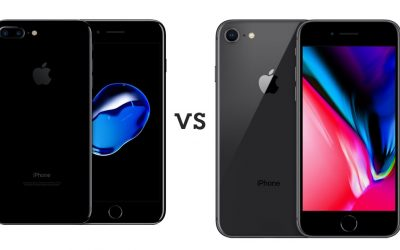 Differences Between iPhone 7 and iPhone 8