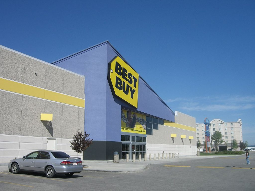 iPhone is available at Best Buy