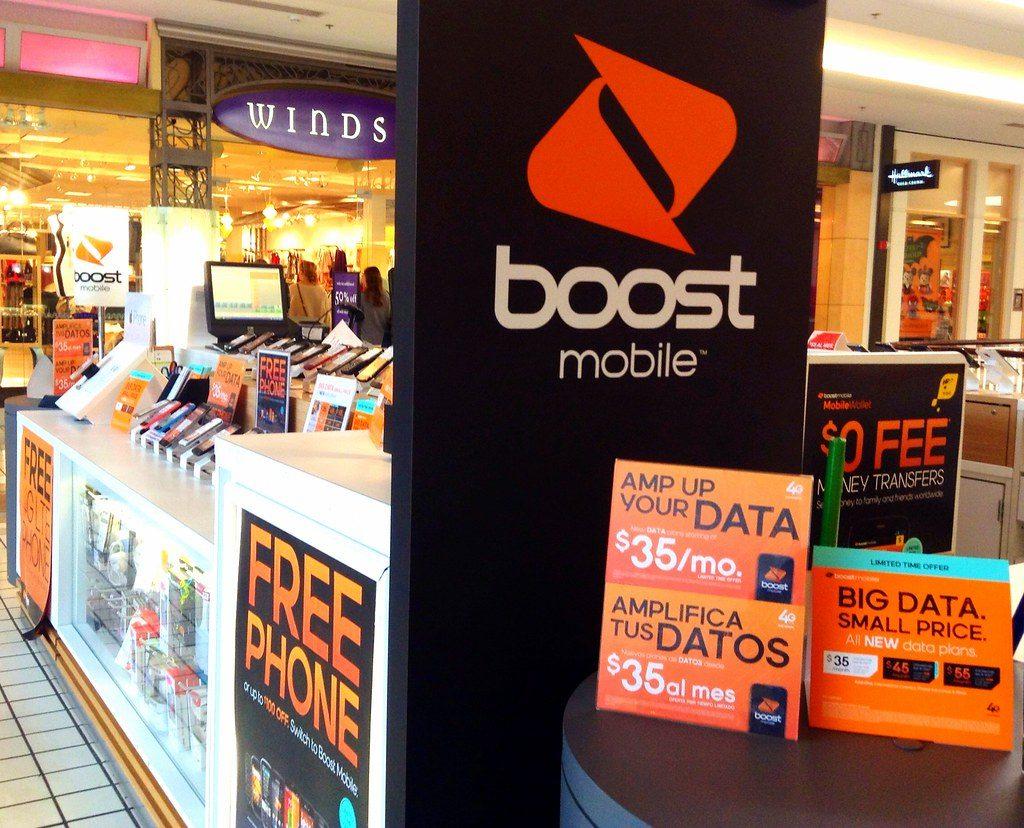 Boost Mobile Store Location