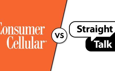 Consumer Cellular Vs. Straight Talk: The Complete Guide