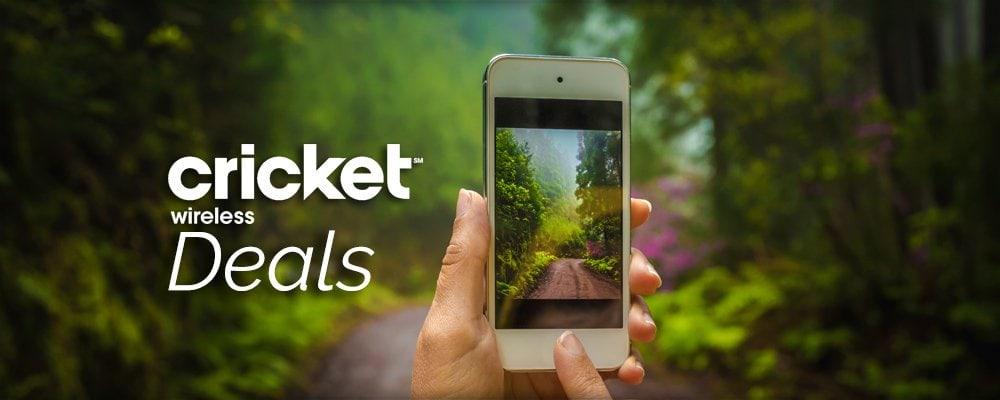 Cricket Wireless Deals