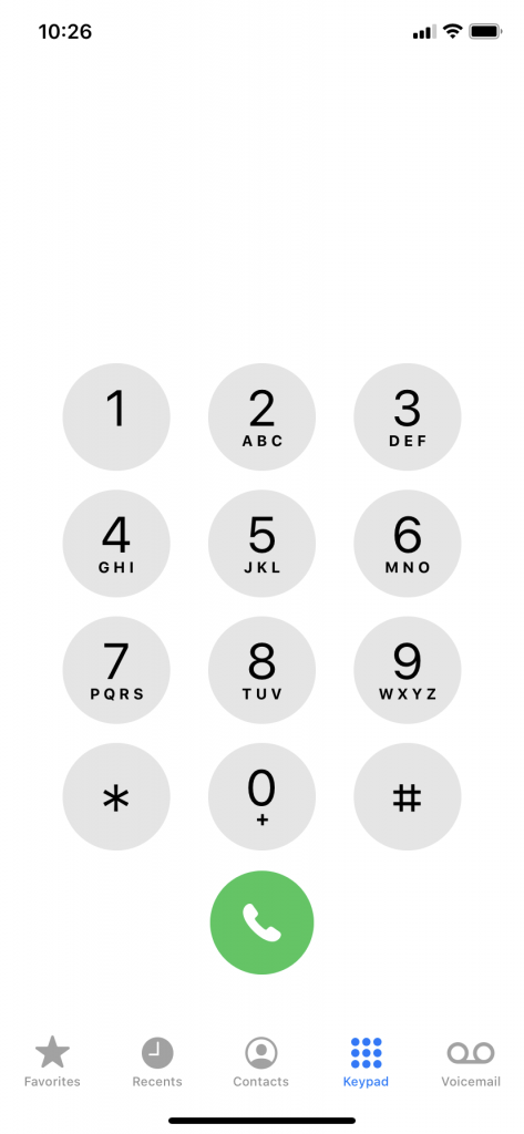 Dial Multiple iPhone Numbers to Begin a Conference Call