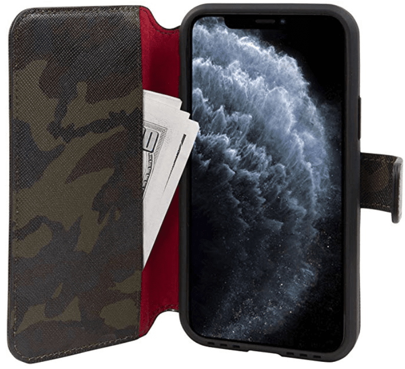 HEX 4-IN-1 iPhone Wallet Case for iPhone 11