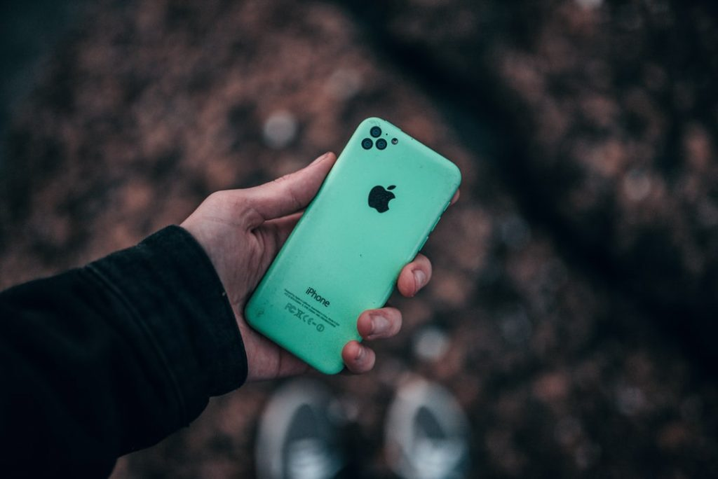 Iphone 5C Mint Color