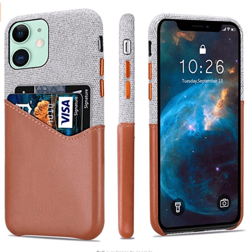 Lopie iPhone 11 Wallet Case