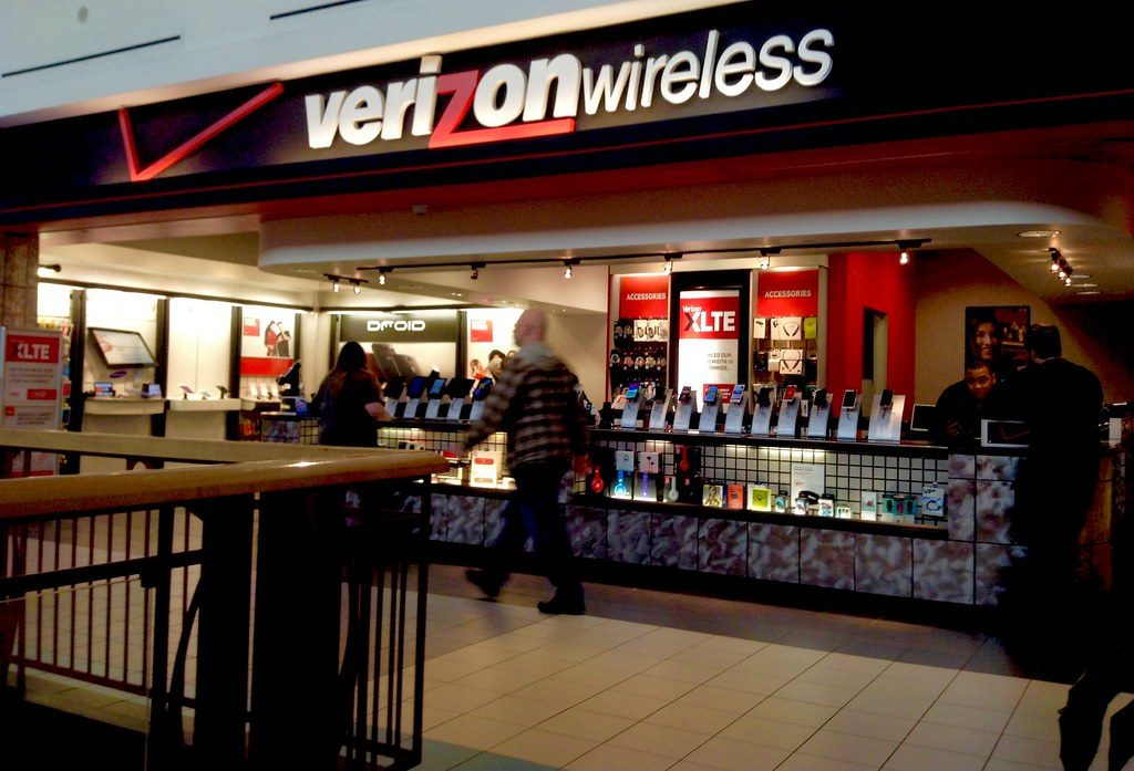 One of Many Verizon Locations