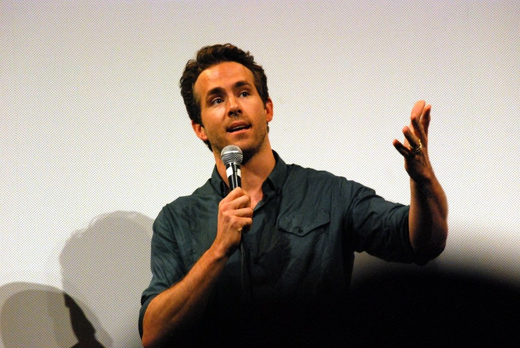 Ryan Reynolds Owns Part of Mint Mobile
