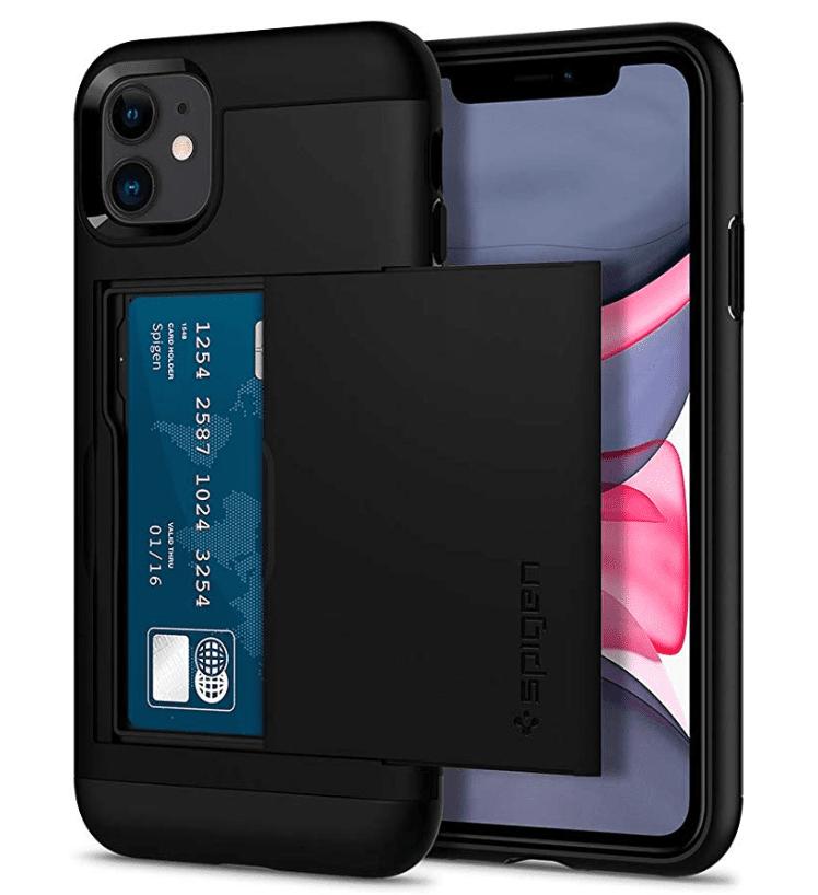 Spigen Slim Armor CS Wallet Case