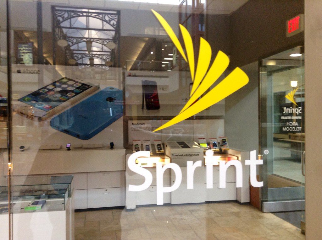 Sprint Store Location