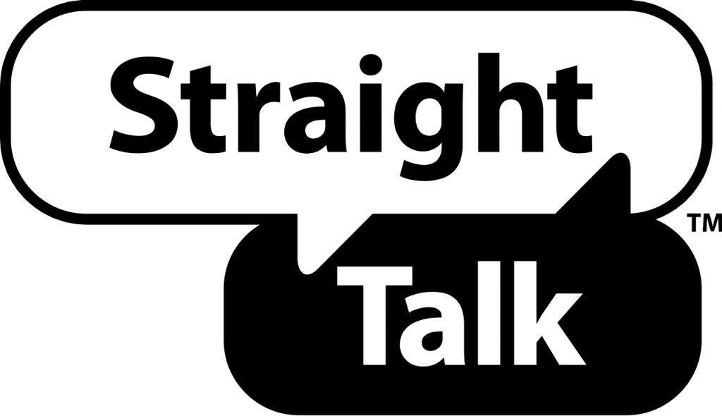 Straight Talk Carrier Logo