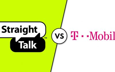 Straight Talk Vs. T-Mobile – Comparing Plans, Coverage, and Pricing