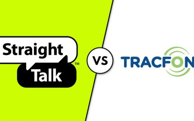 Straight Talk Vs. Tracfone: Budget Carrier Showdown