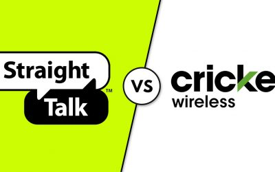Straight Talk vs. Cricket Wireless – Full Comparison