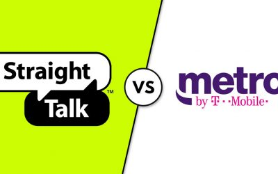 Straight Talk vs. MetroPCS – Which Plan is Right for You?